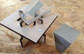 Laser-Cut Form einfaches Projekt