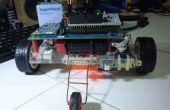 Ein Telefon gesteuert Rover (Intel Edison + Blynk + Arduino)