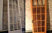 Kupfer verkleidet French-Door