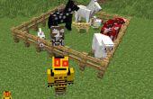 Minecraft-Tiere