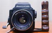 Griff für Ihr Medium-Format-Kamera Auslöser