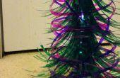 Weihnachtsbaum in Flaschen