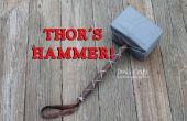 Der Hammer des Thor mächtigen Odeon!