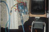 Arduino basierte Moto Racer spielen Roboter-Hand