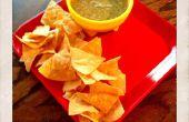 Salsa Verde (grüne Salsa)
