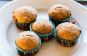 Einfach Apfelmus Muffins