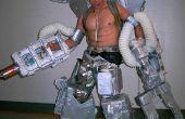 RIESIGER Roboter aus dem Anime Wahnsinn auf Mokuba