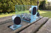 Upcycle eine alte Lautsprecher-System in eine moderne und durchsichtig!