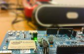 MIDI-SoundFont Synthetizer mit Intel Edison und Fluidsynth