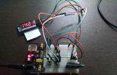 Tri-Mode-Digitaluhr mit ATtiny85 und RTC