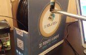 Leben Hack: 30 Sekunden 3D Drucker Filament Spool Holder