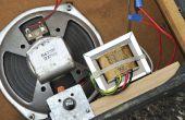 Isolierung-Transformator-Upgrade für alte Gitarren-Amps