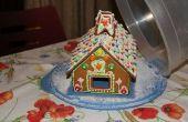 Lebkuchenhaus aus Italien