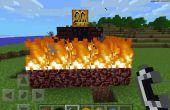 Minecraft Nether Gott Schrein