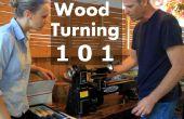 Holz drehen 101 - was Sie wissen müssen, um auf der Drehbank Einstieg
