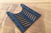 Thermoformen 3D-Druck PLA für den Einsatz in Prostethics