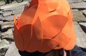 Fahrrad-Helm Abdeckung Federn & Flammen