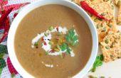 Shiitake Pilz-Suppe