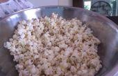 Gewusst wie: süße und salzige Popcorn machen