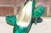 DIY Schuhe - entwerfen Sie Ihre eigenen!