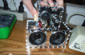 Machen Sie einen Lautsprecher und Verstärker ohne komplizierte Electonics