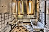 Machen Sie Ihr Badezimmer sauber wie eine Apotheke in 8 einfachen Schritten