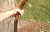 Personalisierte Wandern Stick