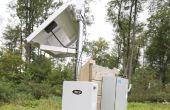 Industrielle IoT-Anwendungen - Außensensor Überwachung