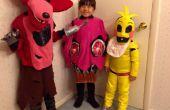 Fünf Nächte in Freddys Kostüme!