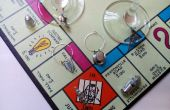Monopol Token Weinglas Charms