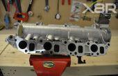 Opel CDTI SAAB TID Alfa Romeo MultiJet Inlet vielfältigen Swirl Flap Rod Reparaturanleitungen 1,9 150BHP Diesel Fix installieren Einbau