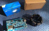 #MyoCraft: Myo-Armband mit node.js auf Intel Edison Board