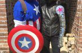 Captain America T-Shirt - Comic-Buch-Klassiker!