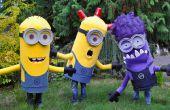 Trio von Minion Kostüme (Despicable Me)