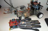 Handgesture gesteuerte Roboter mit Roboterarm