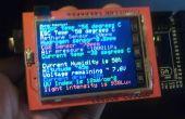 Wie verwenden 2,4 Zoll TFT-LCD-SPFD5408 mit Arduino MEGA 2560