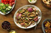 Huhn Shawarma