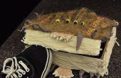 Das monströse, Umzug, Monster Buch der Monster