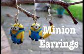 Minion Ohrringe