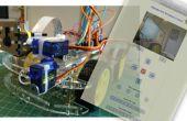 IoT: Raspberry Pi-Roboter mit Video-Streamer und Pan/Tilt Kamera-Fernsteuerung über Internet