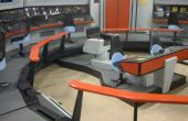Star Trek Enterprise Brücke Spielset