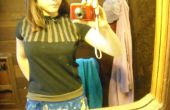 Wie erstelle ich eine Frauenausschuss Steampunk Shirt
