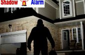 Arduino-basierte Schatten Alarm
