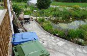 Garten, Wege und Garten Gehwege - DIY-Anleitung