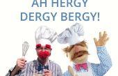 Swedish Chef mit einem Instructables Twist | Weisen Sie ein Muppet