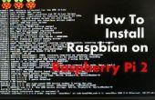 Gewusst wie: installieren und konfigurieren Raspbian auf Raspberry Pi 2 (Linux/Windows/Mac)