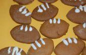 Wie man Fußball Cookies