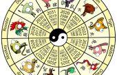Wie erstelle ich Schafe Gesicht - Chinesisches Sternzeichen Origami Papier