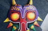 """Majora es Mask (aus der """"Die Legende von Zelda-Majoras Maske"""" für N64)"""