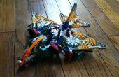 Knex Starscream Transformator